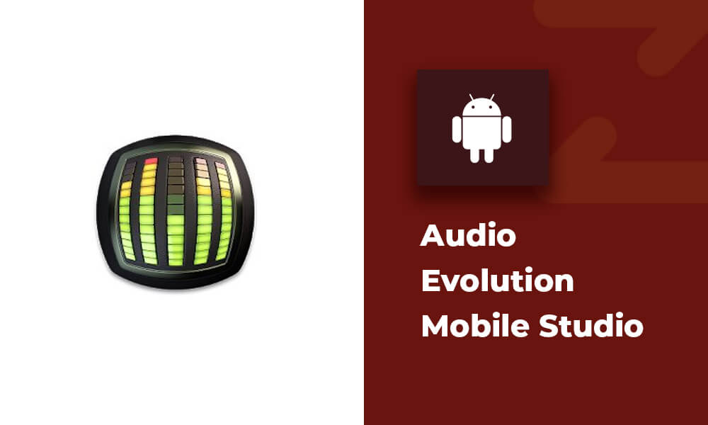 Audio Evolution Mobile Studio - Best Audio Recording App