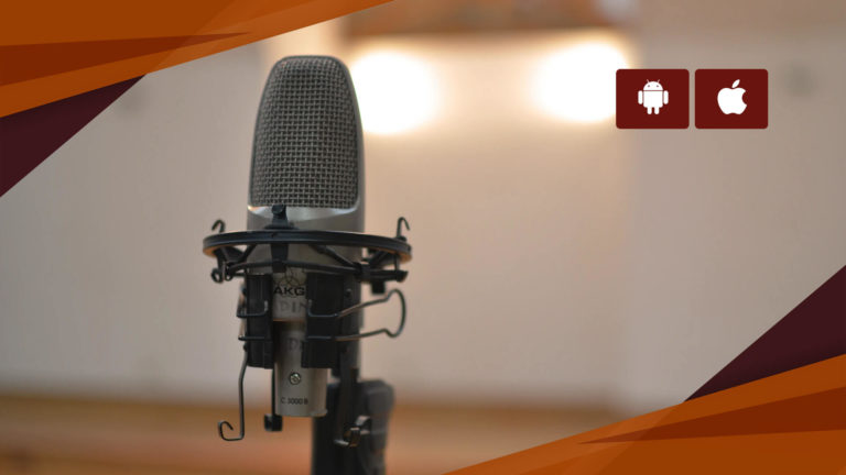 Best Audio Recording App For Android And iOS