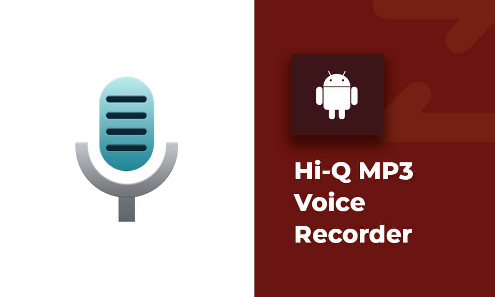 Hi-Q MP3 Voice Recorder - Best Audio Recording App