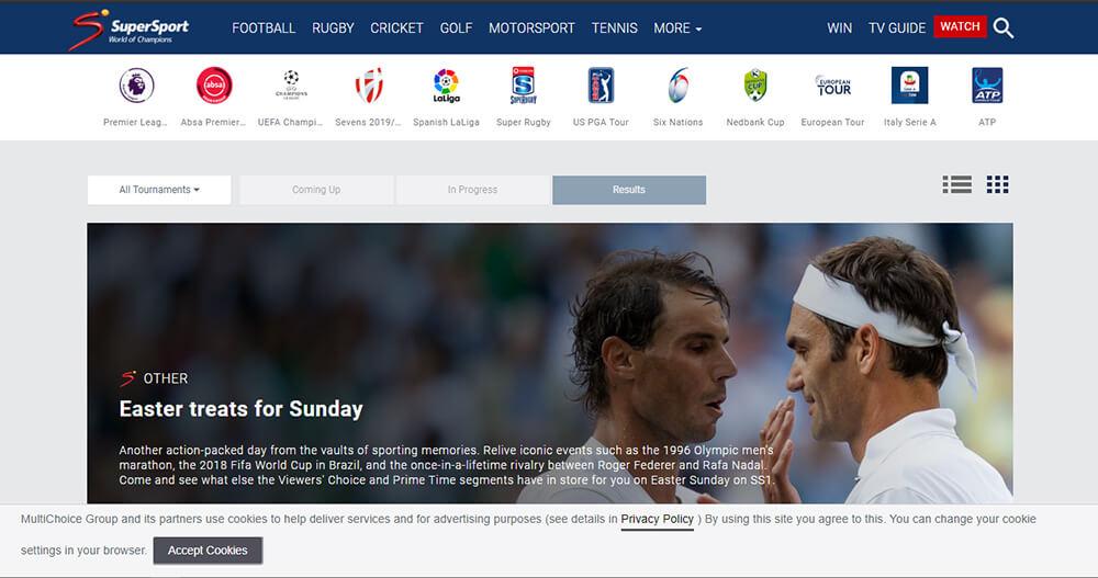 Super Sport to Watch Free Sports Online