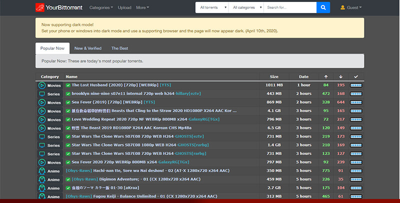 Yout Bit Torrent - Best torrent for hollywood movies